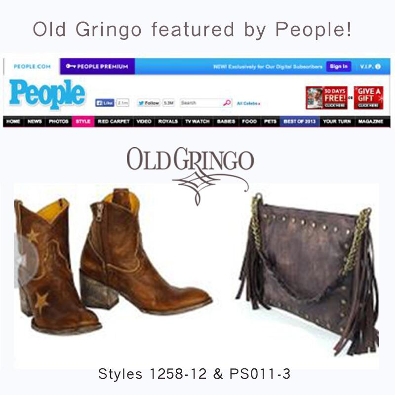 Twitter / oldgringoinc: #OldGringoBoots featured by ...