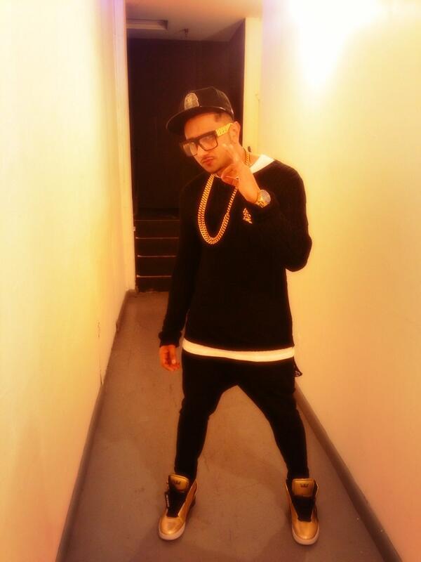 "Yo Yo Honey Singh on Twitter: ""@asliyoyo: Mister SuperSwagger is ready ..."