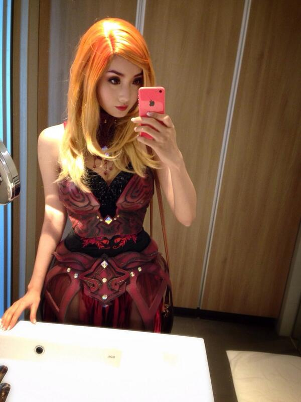 Alodia Gosiengfiao On Twitter Linalodia Leaving The Hotel For Ge3