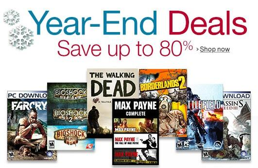Amazing Year End Video Game deals on Amazon right now. If you have some extra Christmas money http://t.co/PCFIODmq4Q http://t.co/YnxHWxH2BT