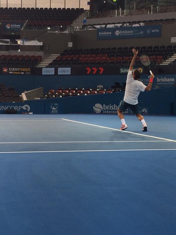 ATP 250, Brisbane del 29 de diciembre de 2013 al 5 de Enero de 2014 BckAN74CYAE1DJZ