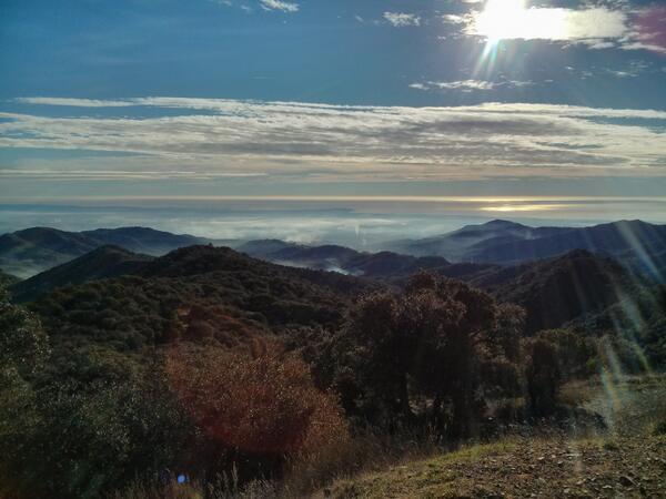 vistas ermita de puigcerver
