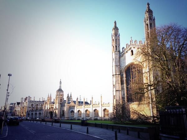 College in Cambridge