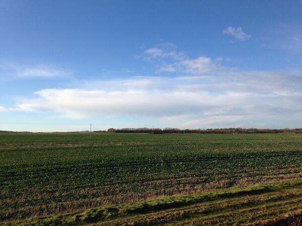 Scenery in Cambridgeshire