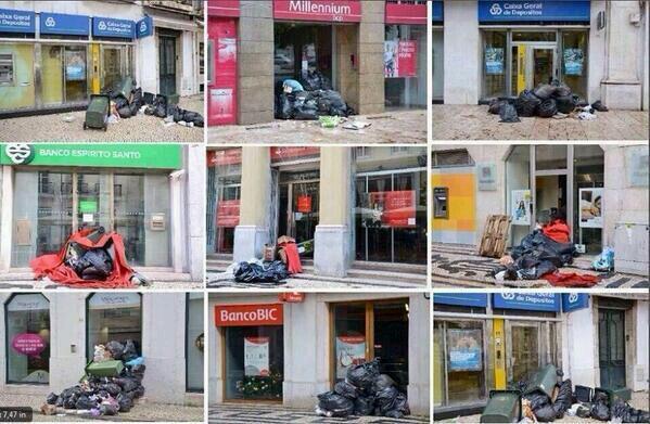 Twitter / euribor_com_es: El Portugal hay huelga de ...