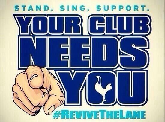 There's only one thing to say today! #COYS #THFC #SPURS #YIDARMY #12thMan http://t.co/JFriNhn3u5