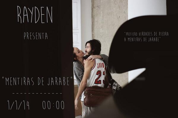 Buenos dias. Ya queda menos para que veais #MentirasdeJarabe el 1 de enero estamos de estreno!! http://t.co/hacNbk3V2P
