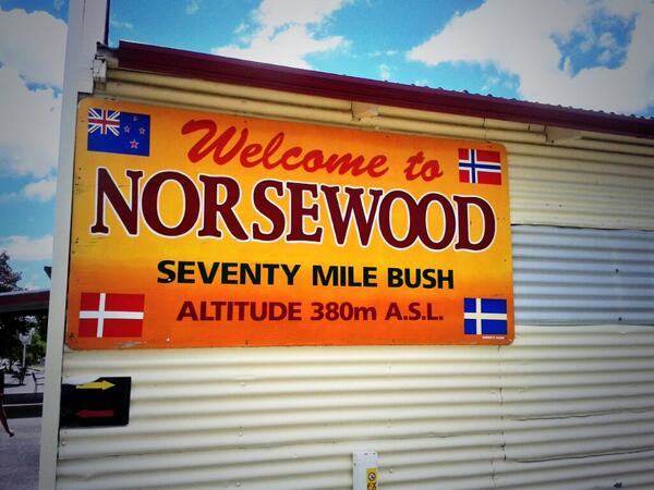norsewood hashtag on Twitter