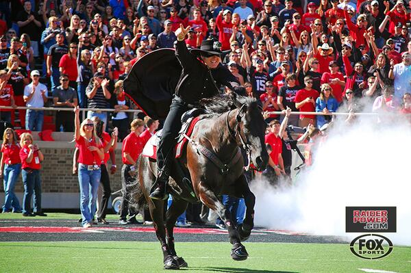 Sun's Up! Guns Up! It's Game Day! Go Tech! Wreck ASU! @TechAthletics  @TexasTech http://t.co/jEaeh0dIS4
