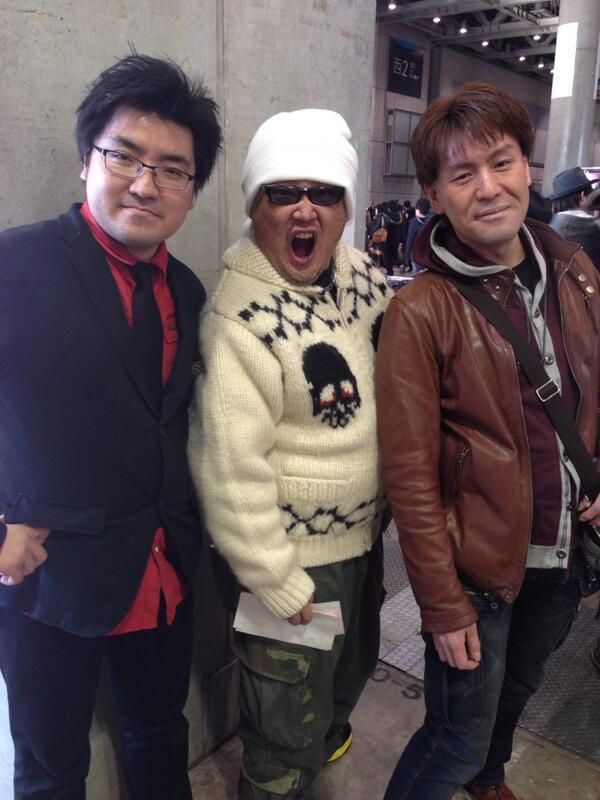 弐寺おじさんズ。 http://t.co/W2ZffDublQ