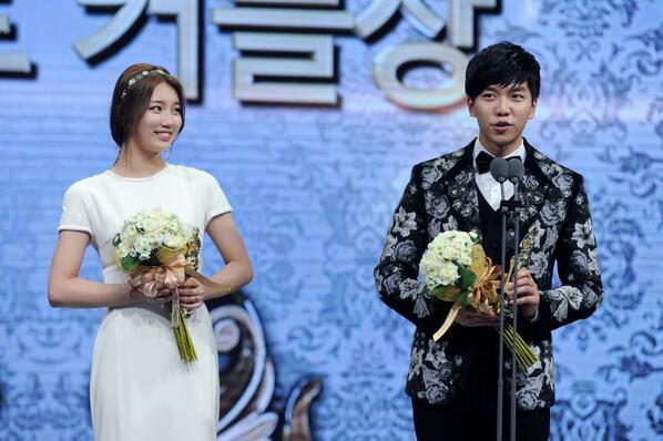 Bae Suzy And Lee Seung Gi