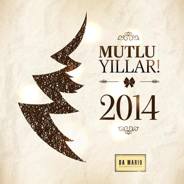 Bütün dileklerinizin gerçek olacağı bir yıl geçirmenizi dileriz. #damario #hoşgeldin2014 #yeniyıl #yılbaşı http://t.co/14toJunudC