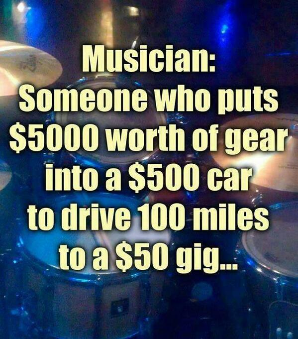 Support your local bands and hardworking musicians! http://t.co/6UByVK2Rz1