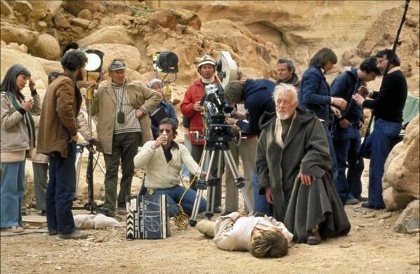 Bd08lOsCAAAO5tQ Chewbacca Actor Tweets Star Wars Set Photos
