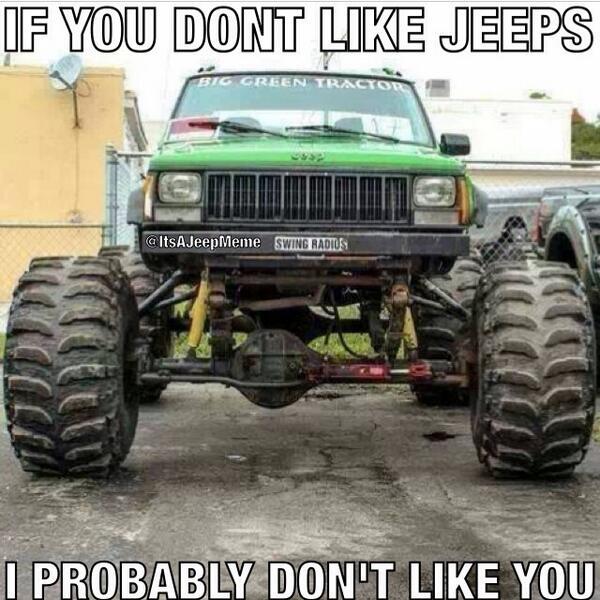 It\'s a Jeep Tweet on Twitter: \