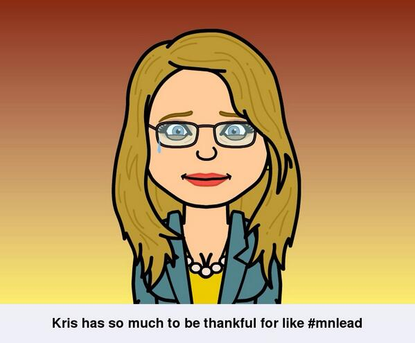 RT @TchEngRox Thanks, @lisasjogren and @mlament for a great inaugural #mnlead http://t.co/OyOlHjhZlQ