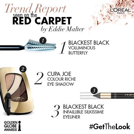 Retweet for the chance to WIN this #TrendReport from tonight's #GoldenGlobes red carpet! http://t.co/dMqUIKmMhi