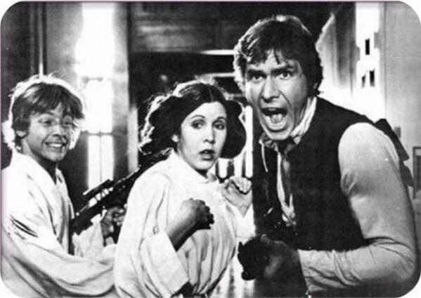 Bd1YyOiCUAA3iSa Chewbacca Actor Tweets Star Wars Set Photos