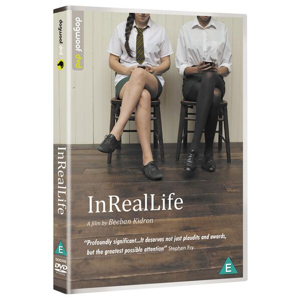 InRealLife is out on DVD and iTunes today: http://t.co/AThKXDLz0R Follow & RT for your chance to win 1 of 3 DVD's! http://t.co/v6Fxd5gDMS