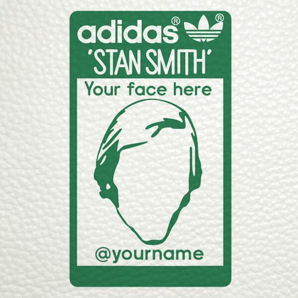 adidas stan smith yourself