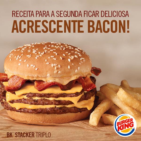 stacker bk Burger king