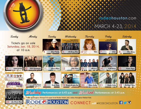 Houston's BIGGEST secret is out! http://t.co/JEp06qPcPX #RODEOHOUSTON RT&Follow @RODEOHOUSTON Giveaways coming soon! http://t.co/a2gLwLkaCx