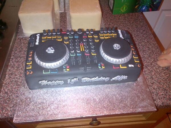 Numark on Twitter DJs can have their cake and eat it too One of