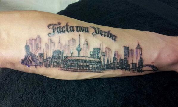 Martin Fr010 On Twitter Zo Me Nieuwe Tattoo Staat Er Ook
