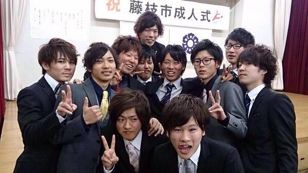 青島中学2009年卒業組の思い出 (...