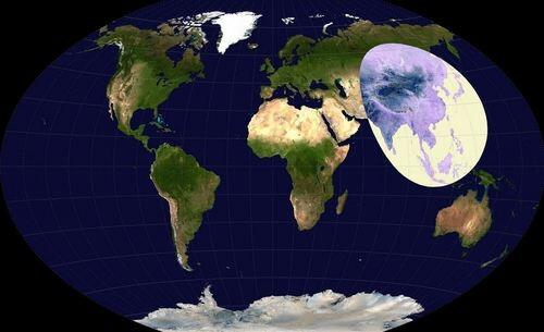 Mind blown. RT @conradhackett: More people live inside this circle than outside of it via @WorldBank http://t.co/nfT1PrR2N0