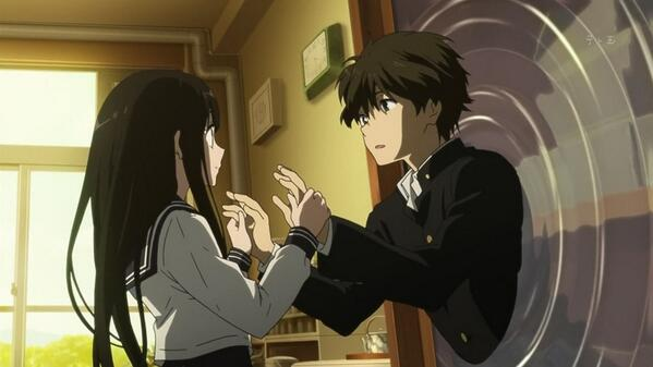 Anime Addict Indo On Twitter Recommended Judul Hyouka Genre Mystery School Slice Of Life Episode 22 Tco 2Hx7p3J0iU