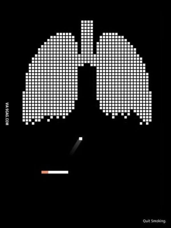 RT @9GAG: The most clever anti-smoking advertisement ever http://t.co/Ctz5fgvMQy http://t.co/DT81r1j3Bm