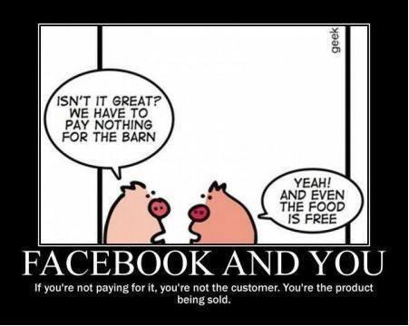@ncilla Facebook, Gmail (and yes, Twitter); all free! Oink, oink! #muchmoreexpensivethanitseems http://t.co/BsUYYDknYe