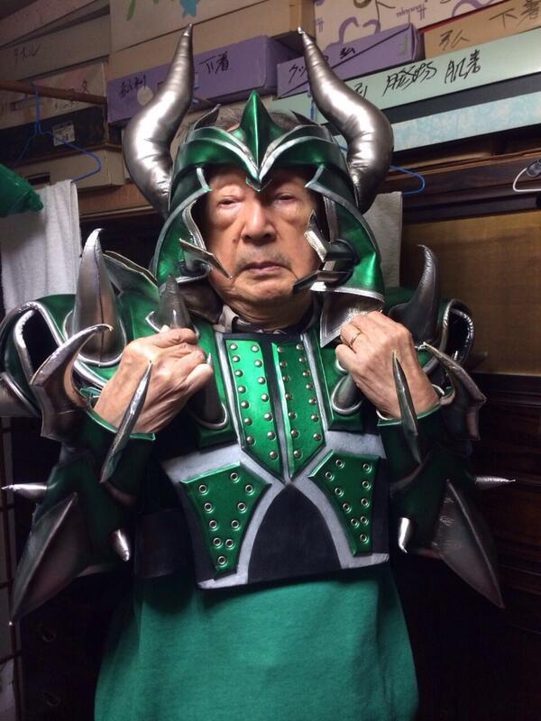 おじいちゃん http://t.co/uHAGYZd92g
