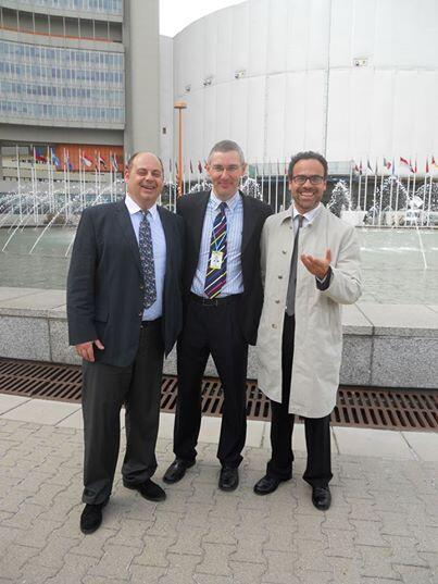 @antanas1970 The fantastic Professors Munoz Aunion and Manacorda after our speeches in ECOSOC, Vienna http://t.co/gkaByhgcEx
