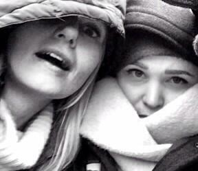 Keeping cozy in vancouver! #momandme #uglyducklings http://t.co/v63ItHiZUH