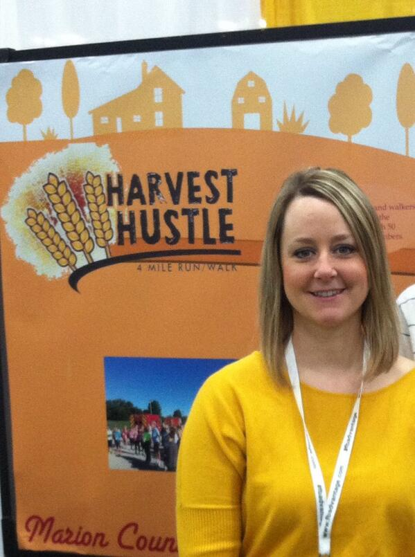 MT @OreFarmBureau: County FB ideas: Harvest Hustle run in Ohio to raise money for food bank & ag awareness #AFBF14 http://t.co/p9Ps6p1YYK