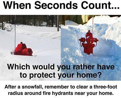 #Snow in your future? Please remember this for your #safety! http://t.co/7LXj1eCd8E
