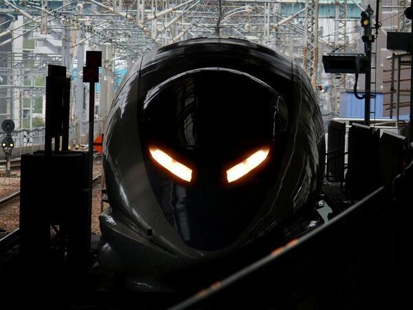 新幹線も怒っています pic.twitter.com/ttnqezOOyy