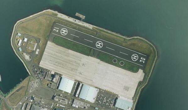 【舞鶴飛行場】 (舞鶴航空基地) 12/30(400×45)  IATA:--- ICAO:RJBMpic.twitter.com/OwFiDw3VOH