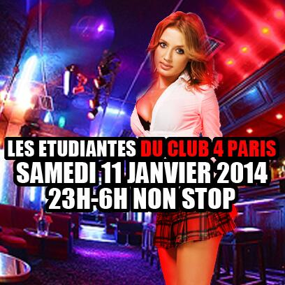 club a paris