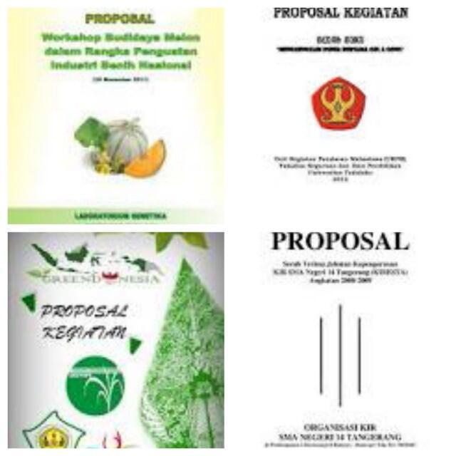Cara Membuat Proposal Zegrave