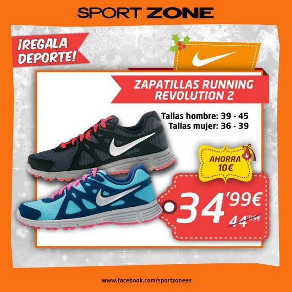 Hombre Zone Nike Zapatillas Sport Nike Zapatillas Zone Sport xTwvwq0
