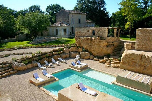 bordeaux style house