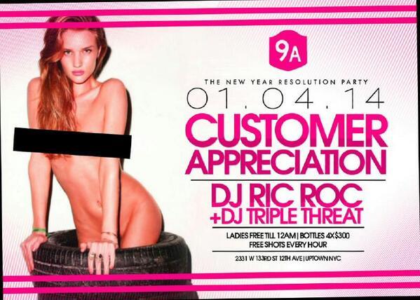 2morrow sat u already know 9A lounge @DJRicRoc @DJTRIPLETHREAT heard @JRDABOSS @WillPrincipeENT ladies free http://t.co/7oz6BGtv5j