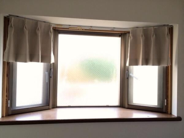 インチとセンチを間違えてカーテンを買うとこうなります。 http://t.co/jPz2gnGB05