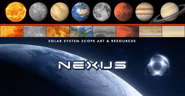 Solar System Scope on Twitter: