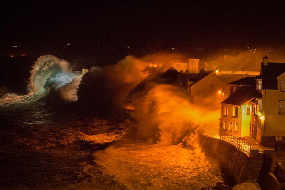 Ambiente, Ondas3, Mar, Irlanda