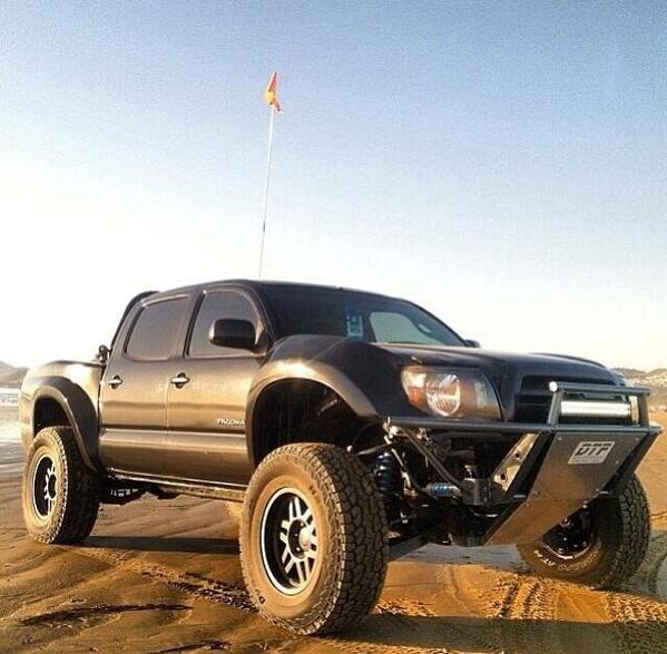 Pickup truck porn