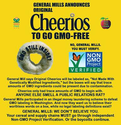 And the extortion phase begins: Cheerios--not good enough. Pay us. #Sopranos Via: http://t.co/jupU1fNvEb http://t.co/vnKBVVDd31
